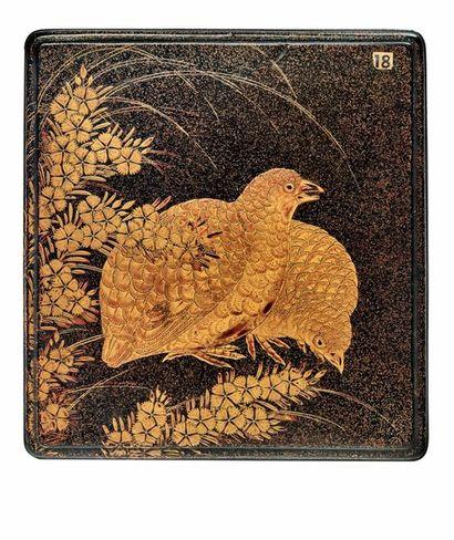 JAPON - Epoque EDO (1603 - 1868),<br/>XVIIIe siècle