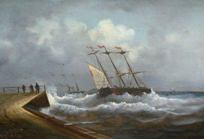 ECOLE FRANCAISE (XIXe siècle)