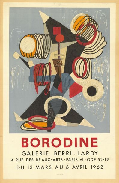 BORODINE - 1962