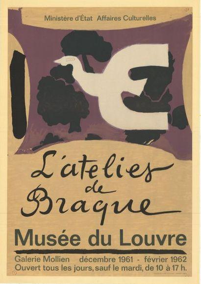 George BRAQUE - 1962