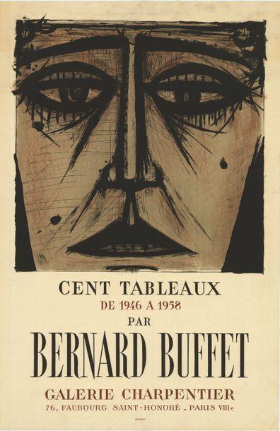 Bernard BUFFET - 1946-58