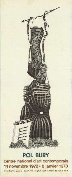 Pol BURY - 1972
