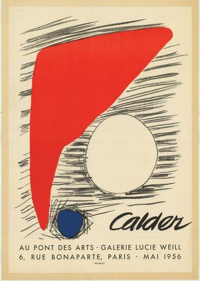 Alexander CALDER - 1956
