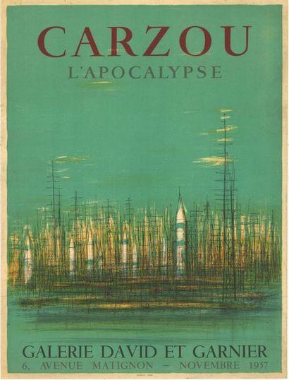 Jean CARZOU - 1957