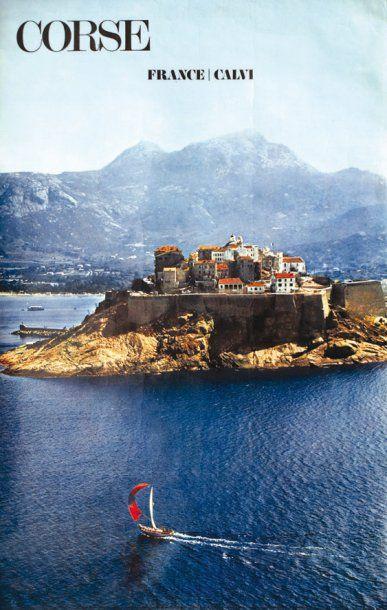 Corse  France/Calvi.