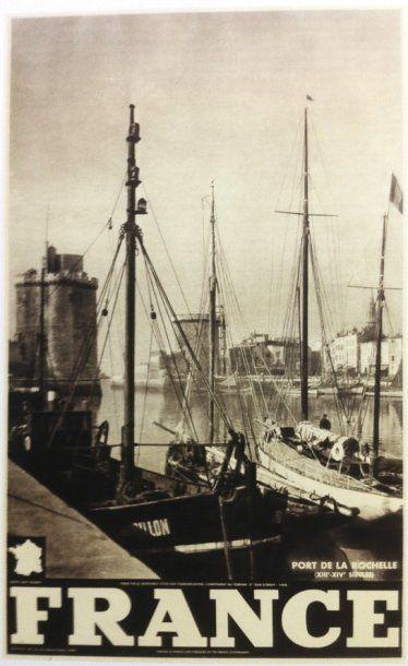 Port de La Rochelle SFIPE Paris Aff. E. B.E....