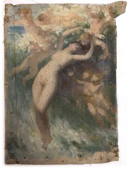 Jules-Cyrille Cavé (1859-c.1940)  6 études...