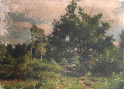 Jules-Cyrille Cavé (1859-c.1940)  10 études...