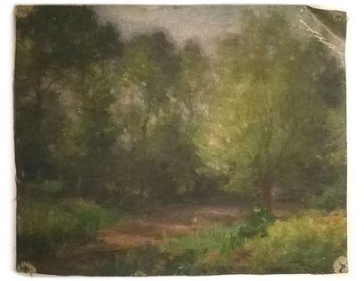 Jules-Cyrille Cavé (1859-c.1940)  11 études...