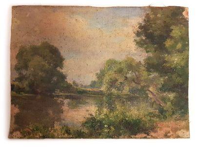 Jules-Cyrille Cavé (1859-c.1940)  13 études...