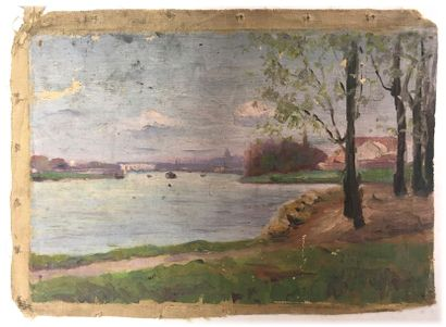 Jules-Cyrille Cavé (1859-c.1940)  14 études...