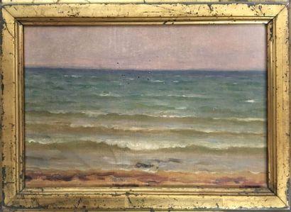 Jules-Cyrille Cavé (1859-c.1940)  Marine...