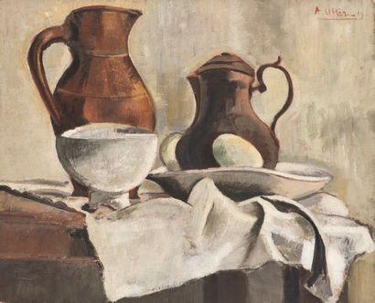 André UTTER (1886-1948)