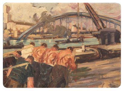 Jean Julien LEMORDANT (1878/82-1968)