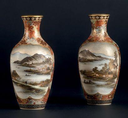 Fours de Satsuma - Epoque MEIJI (1868 - 1912)