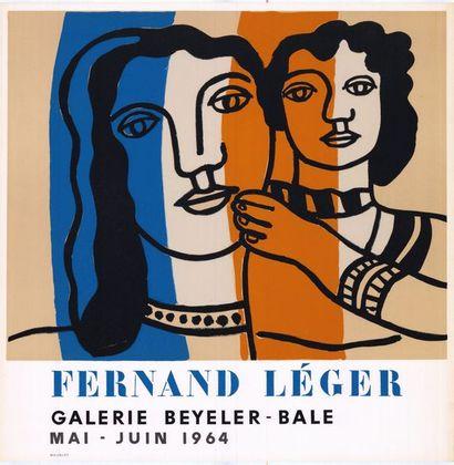 Fernand LEGER - 1964