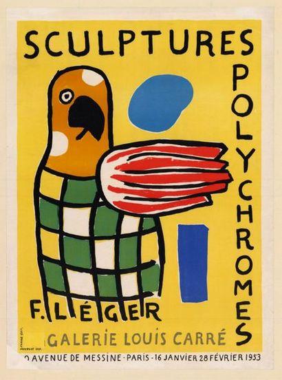 Fernand LEGER - 1953