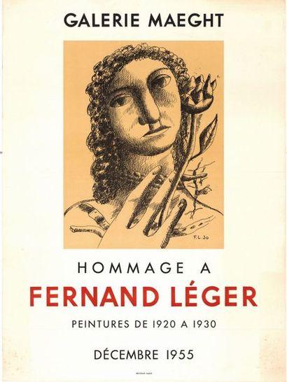 Fernand LEGER - 1955