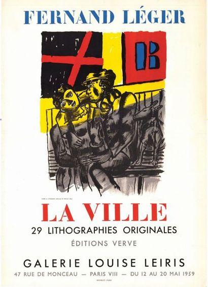 Fernand LEGER  - 1959