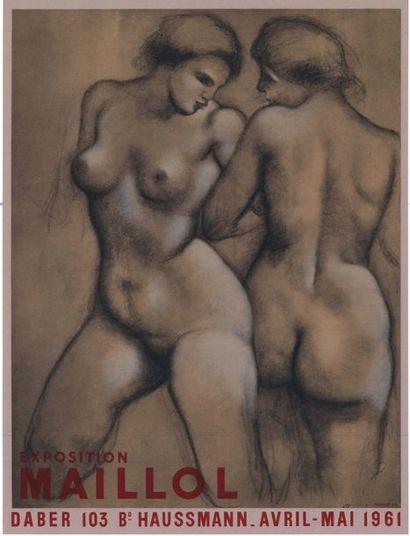 Aristide MAILLOL - 1961