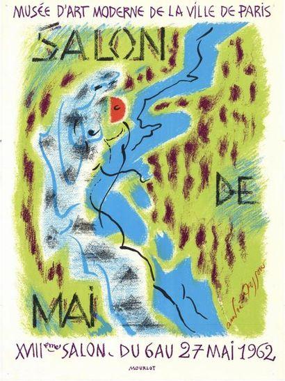 André MASSON - 1962 - 2 exemplaires