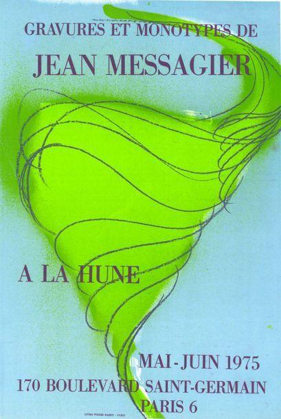 Jean MESSAGIER - 1975
