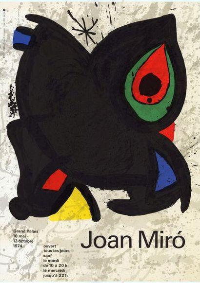 Joan MIRO - 1974