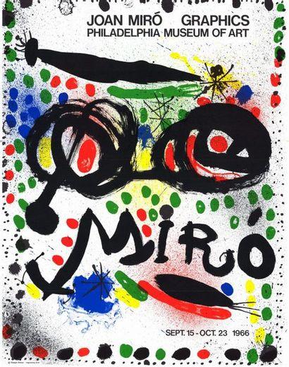Joan MIRO - 1966