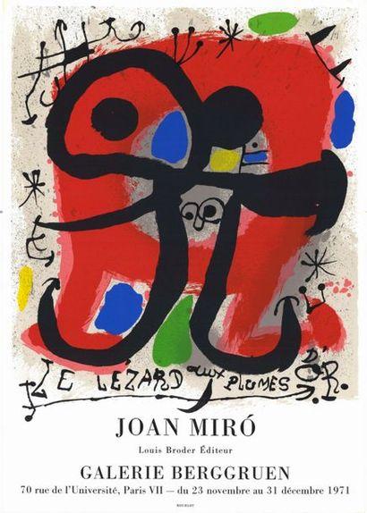 Joan MIRO - 1971