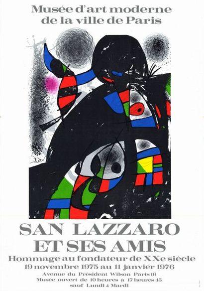 Joan MIRO - 1976