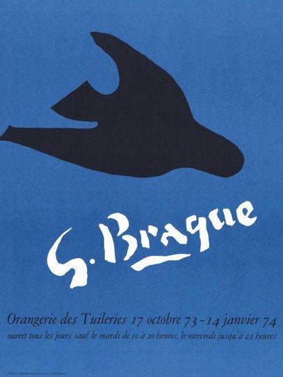 Georges BRAQUE - 1974 - 4 exemplaires