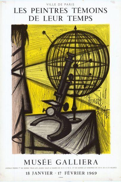 Bernard BUFFET - 1965/1969 - 2 affiches