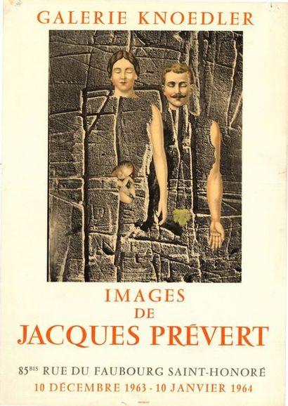 Jacques PREVERT - 1964