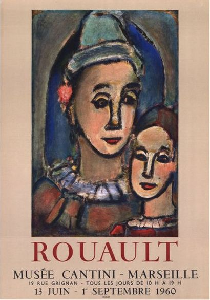 Georges ROUAULT - 1960