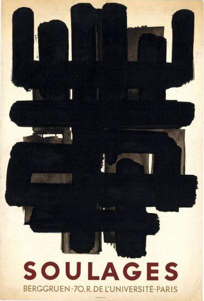 Pierre SOULAGES - 1957