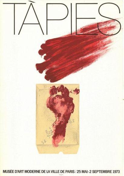Antoni TAPIES - 3 affiches