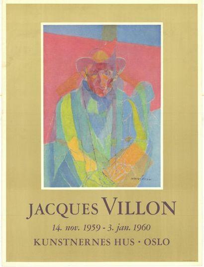 Jacques VILLON - 1959