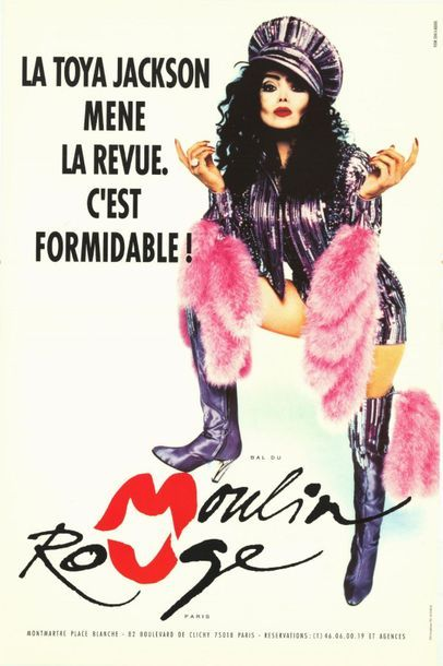 MOULIN ROUGE - 1992