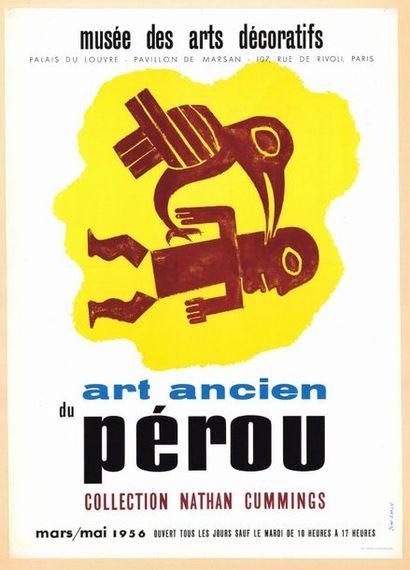 Jean CARLU - 1956