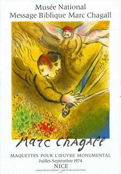 Marc CHAGALL - 1974