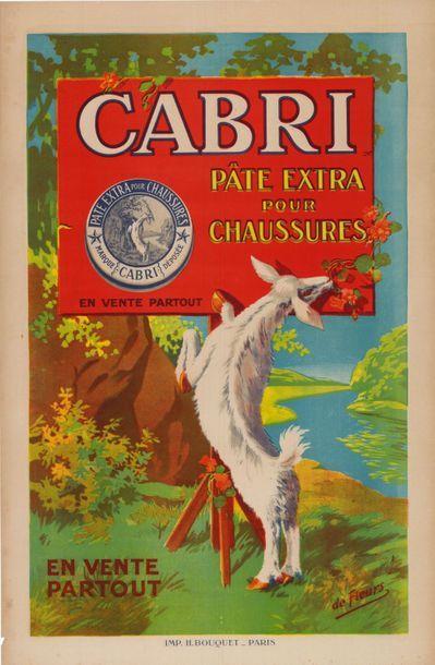 DE FLEURS - CABRI -