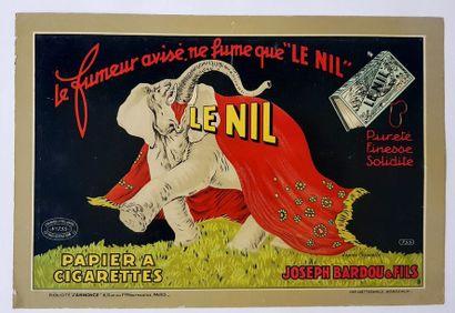CAPPIELLO - JE NE FUME QUE LE NIL