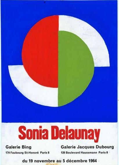 Sonia DELAUNAY - 1964