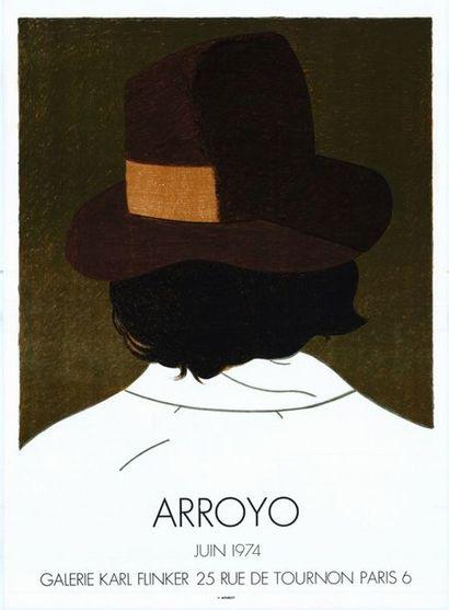 Edouardo AROYO - 1974
