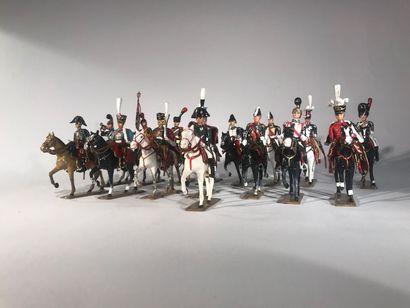Ier Empire. France. Maréchaux et Généraux....