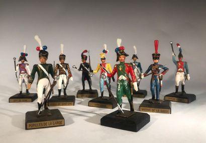 Ier Empire. France. Tambours-Majors. Ce lot...