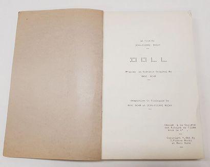 Scénario original - DOLL - Jean Pierre Mocky