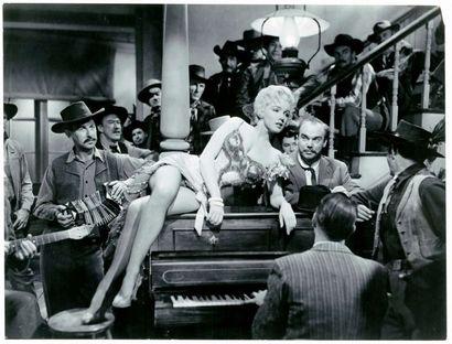Photo originale - RIVER OF NO RETURN - 1954 Très bon état. Marilyn Monroe dans Riviere...