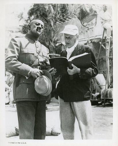 Photo originale - LEFT HAND OF GOD (the) - 1955