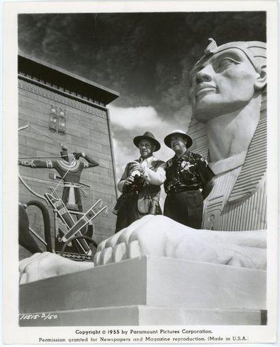 Photo originale - SAMSON AND DELILAH - 1949